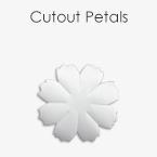 Cutout Petals